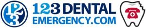 123Dental Emergency Logo